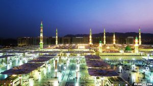 Enlightened madinah wallpaper