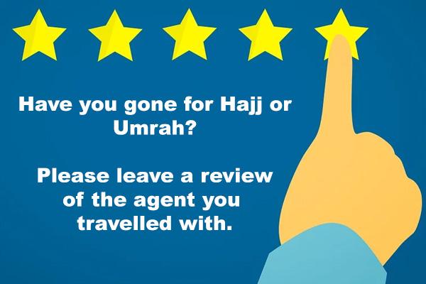 hajj ratings and reviews