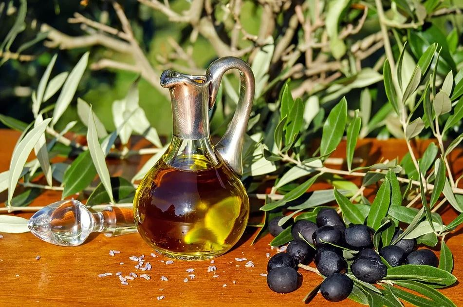 health benefits of olives quran