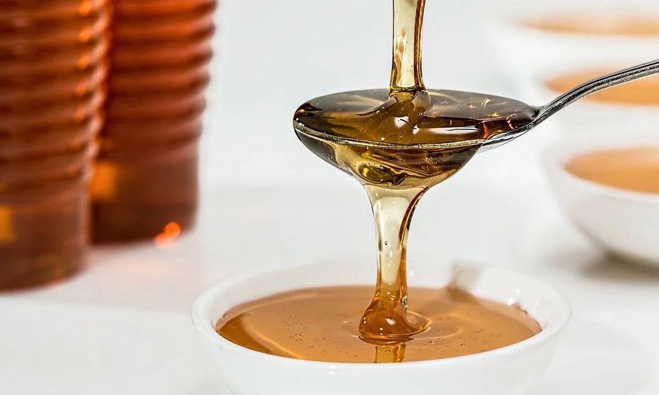 unpasteurized raw honey