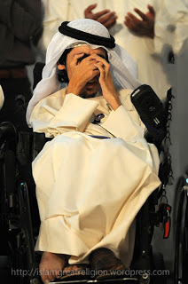 disabled praying 2